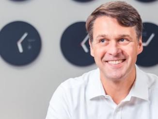 Heiko von Tschischwitz, 48, Boss der Firma Lichtblick